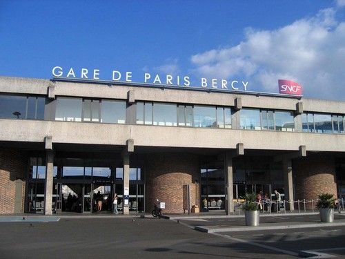 Reservation Taxi Gare de Bercy