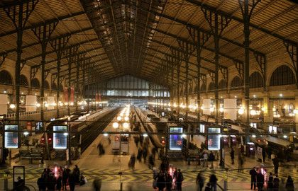 Reservation Taxi Gare du Nord