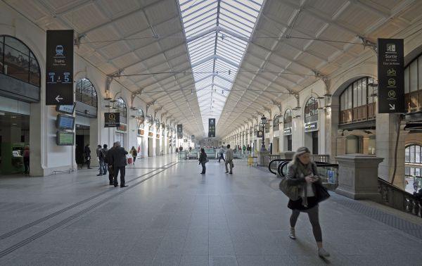 Book Taxi Gare Saint-Lazare