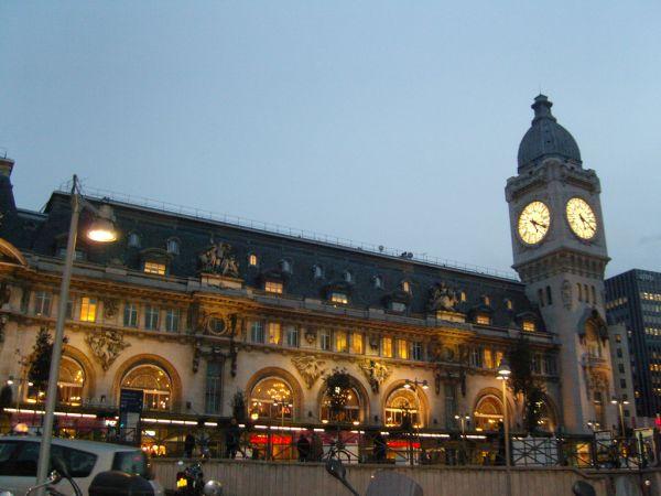 Reserver Taxi Gare de Lyon