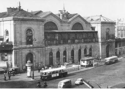 Reserver Taxi Gare de Montparnasse