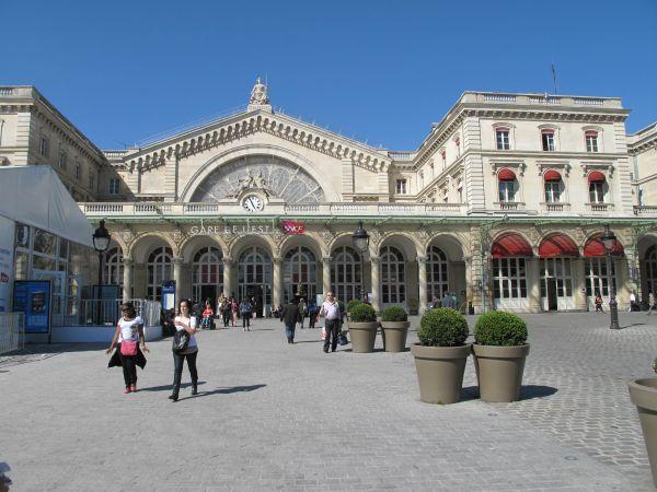 Reserver Taxi Gare de l'Est